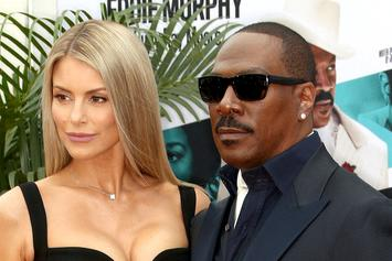 Eddie Murphy Says His Top 5 Favorite Comedians List Is Only One Person
