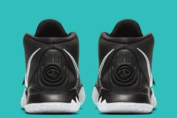 Nets-Inspired Nike Kyrie 6 Release Date Revealed: Official Photos