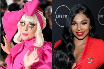 "Lady Gaga & Ashanti Perform An Impromptu Duet Of ""Foolish"" In Las Vegas"