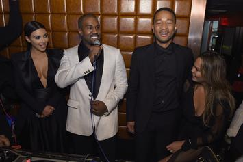 John Legend Says He & Kanye West Weren't Close, Criticizes His Support Of Trump