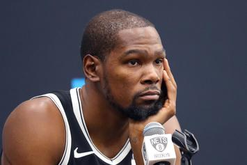 Kevin Durant Reveals His Favorite Album Of All Time And Explains Why: Watch