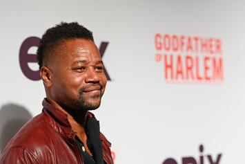 "Cuba Gooding Jr. Pleads ""Not Guilty"" In Butt Pinching Case"