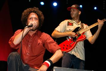 Rage Against The Machine Announce String Of Reunion Shows