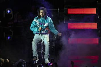 "J. Cole Teases Upcoming Album ""The Fall Off"" At Day N Vegas Festival"