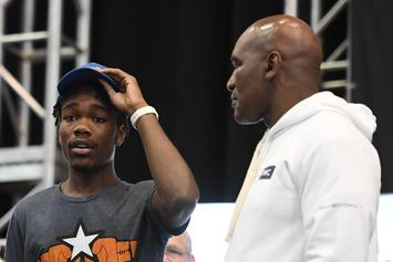 Evan Holyfield Wins Pro Debut In 16 Seconds