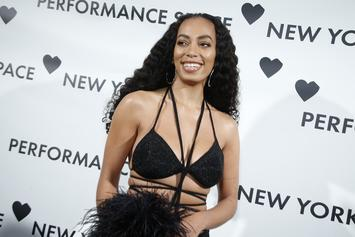 Solange Knowles Reacts To Rumors That She Cheated On Her Ex-Husband