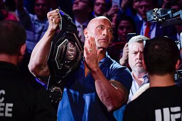 "Dwayne ""The Rock"" Johnson To Star In Biopic About UFC Legend Mark Kerr"