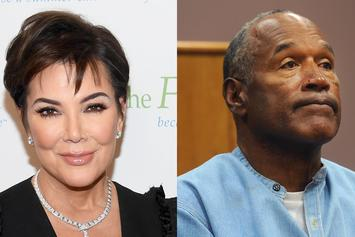 "Kris Jenner Appalled Over Rumors OJ Simpson's ""Manhood"" Broke Her"