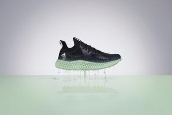 Adidas Unveils All-New Alphaedge 4D With Reflective Detailing: Release Info