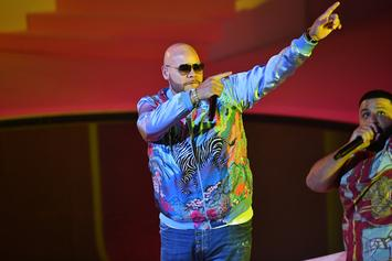 "Fat Joe Talks N-Word, Says Some People Want To Look At Things With A ""Racist Eye"""