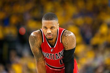 Damian Lillard Speaks Out Against Warriors' Move To San Francisco