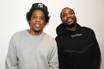 "Jay-Z Sends Meek Mill A Rolex As VIP Pass: ""This Rich Sh*t Getting Out Of Control"""