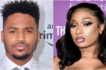 Trey Songz Forcing Megan Thee Stallion To Drink Sparks Interesting Conversation