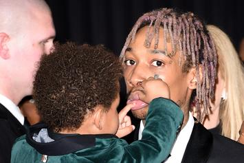"Wiz Khalifa Opens Up About His Son's Love For Thriller Films: ""I Gotta Get Tough"""