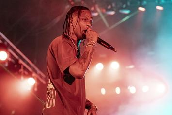 Travis Scott & Migos Perform New Song At Astroworld Fest: Watch
