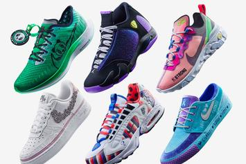 Nike x Doernbecher Collection Unveiled: Air Jordan XIV, Air Force 1 Low & More