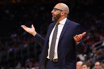 Knicks Already Plotting To Fire Coach David Fizdale: Report