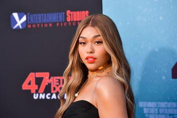 Jordyn Woods Debuts New Fiery Red Look On Instagram