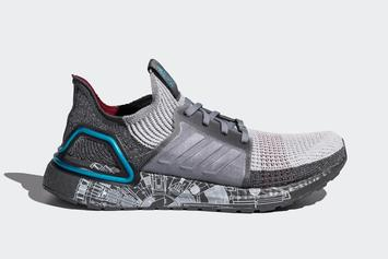 """Star Wars x Adidas UltraBoost """"Millenium Falcon"""" Release Date Revealed: Photos"""
