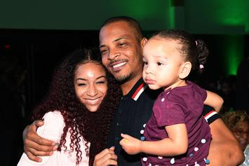 T.I.'s Daughter Unfollows Him On Instagram After Hymen Controversy