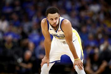 Warriors' Steph Curry Reveals When He Expects To Return