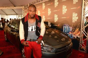 Eva Marcille's Ex Kevin McCall Released From Jail After Assaulting Cop: Report