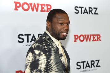 50 Cent Simultaneously Praises & Trolls Nelly For Dating Mayweather Jr.'s Ex