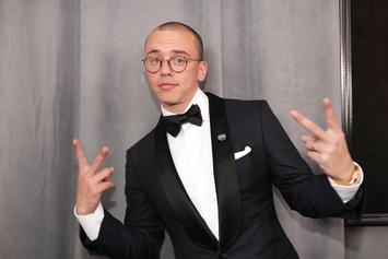 """Logic Connects With Sir Elton John: """"What A Hell Of A Guy!"""""""