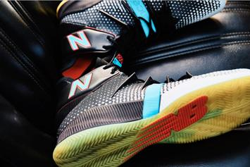 Kawhi Leonard's Latest New Balance OMN1S Nods To His Love For Fishing