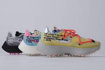 Off-White x Nike Vapor Street Pack Drops Today: Purchase Links