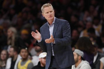 Steve Kerr Reacts To The Warriors' Abysmal Start To The Season