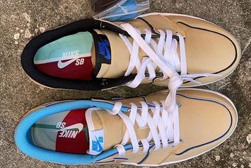 "Air Jordan 1 Low SB Revealed In Wear-Away ""Desert Ore"" Design"
