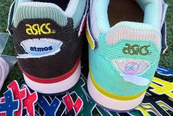Sean Wotherspoon Teases Three-Way Collab With Asics & Atmos