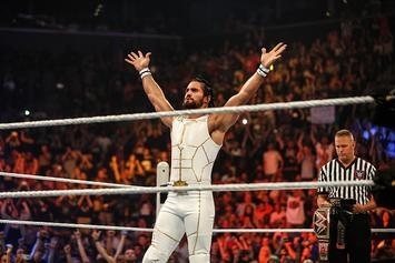 "WWE's Seth Rollins Responds To ""Coward"" CM Punk"