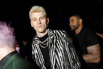 Machine Gun Kelly Shares Heartfelt Tribute To Lil Peep