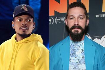 "Chance The Rapper Dubs Shia LaBeouf ""One Of The Best Freestylers Of All Time"""