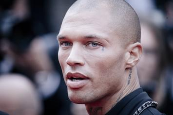 """Hot Felon"" Jeremy Meeks Sued For Crashing Two Luxury Cars In One Week"