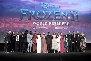 """Frozen II"" Makes History At The Box Office In Debut Weekend"