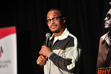 """T.I & Tiny Hit Red Table Talk To Address """"Hymen-Gate"""" Controversy"""