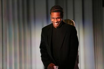 A$AP Rocky's Twisted Collab With Swedish House Mafia Has Surfaced