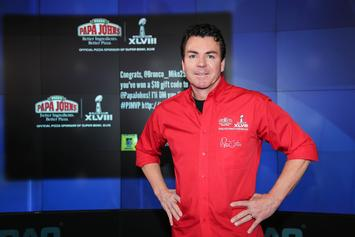 "Papa John's Founder John Schnatter Says He Ate ""40 Pizzas In 30 Days"""