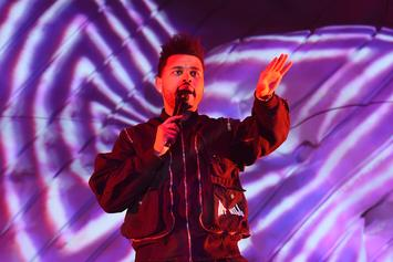 "The Weeknd's Excited To Start ""New Brain Melting Psychotic Chapter"""