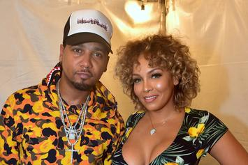 Juelz Santana's Wife Agrees To Leave Home Due To $40K Back Rent: Report