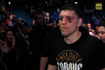 Nick Diaz & The Return Of The UFC's Biggest Anti-Hero