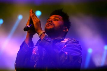 """The Weeknd Confirms """"Blinding Lights"""" Is Dropping Tonight"""