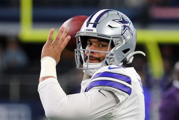 Dak Prescott & Cowboys Fans Ruthlessly Trolled By Bills Players: Watch