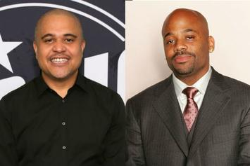 """Irv Gotti Gets Heated While Explaining Fallout With Dame Dash Over """"Tales"""""""