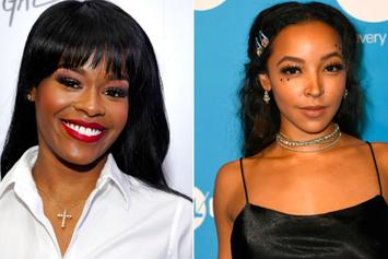 "Azealia Banks Says Tinashe's Music Gives Her ""NBA Cheerleader"" Vibes"
