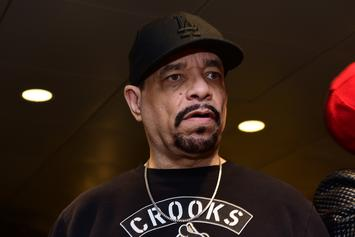 Ice T Remembers Prodigy With Throwback Wu-Tang & Mobb Deep Pic