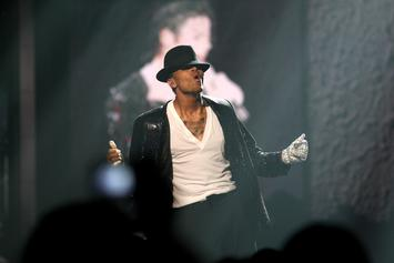 """Chris Brown Reminds Us That Michael Jackson Loved Him: """"A Bright & Shining Star"""""""
